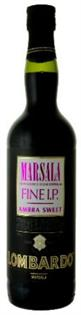 Lombardo Marsala Fine I.P. Ambra Sweet 750ml - Case of 12